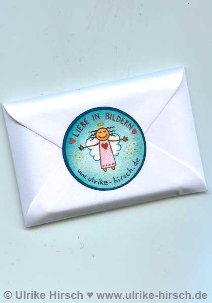 Segenskarten-Set im Umschlag