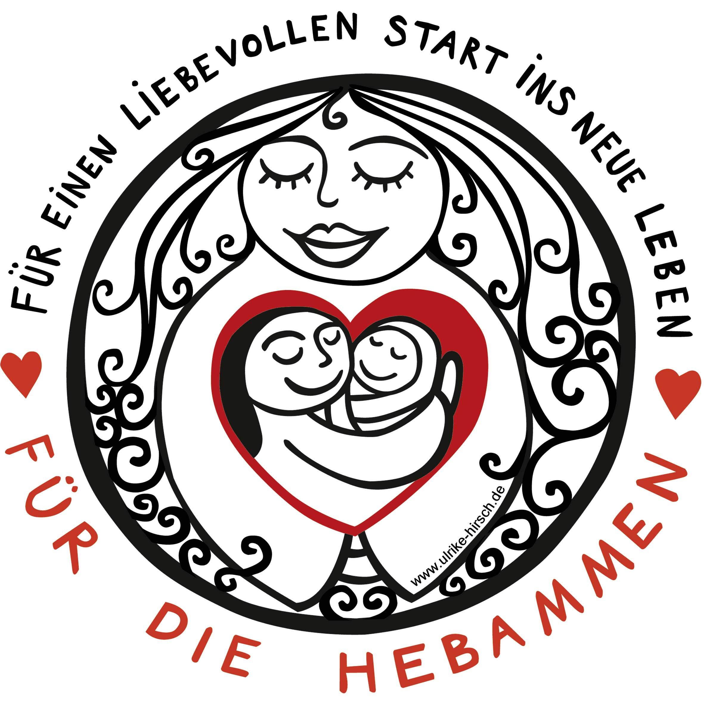 HebammenLOGO_Ulrike_Hirsch