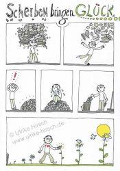 Scherben bringen Glück
