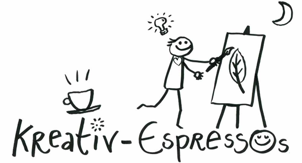 Kreativ-Espressos von Ulrike Hirsch