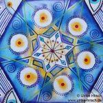 Feines Mandala III (Detail)