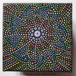 Punkte-Mandala