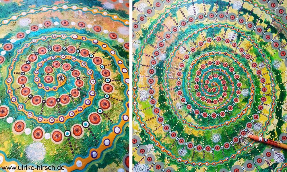Ulrike Hirsch   Erstaunliche Spirale